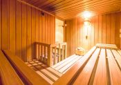 wellness sauna